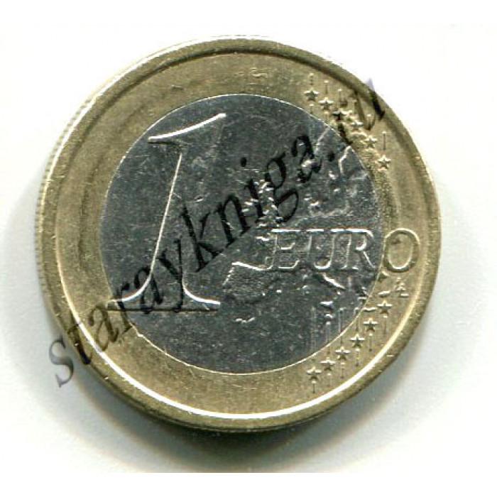 Один евро 2008