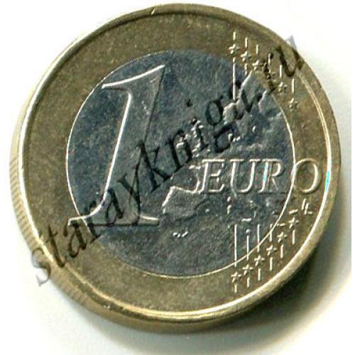 Один евро Эстония 2011